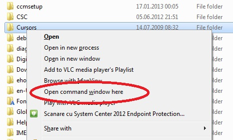 Command prompt tips&tricks (2/5)