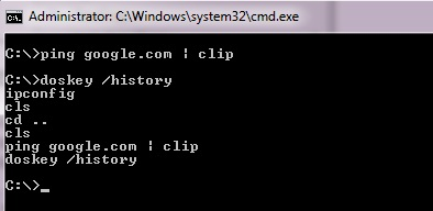 Command prompt tips&tricks (3/5)