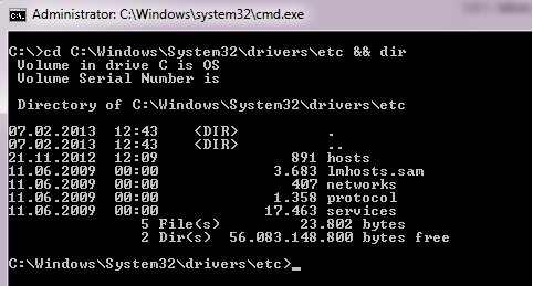 Command prompt tips&tricks (5/5)