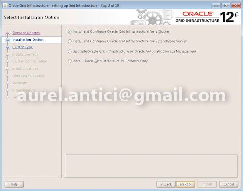 Oracle install-5